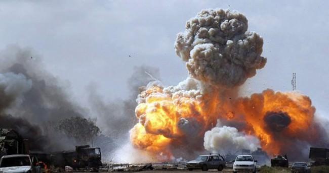 ABD uçakları sivilleri vurdu iddiası