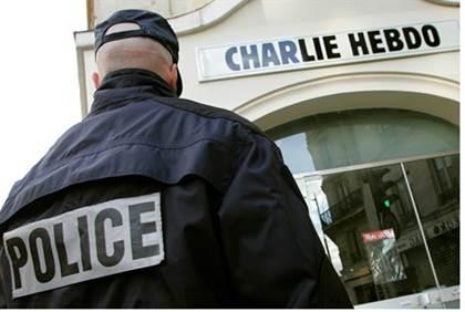 Charlie Hebdo Hz. Muhammed tasvirli kapakla basılıyor!