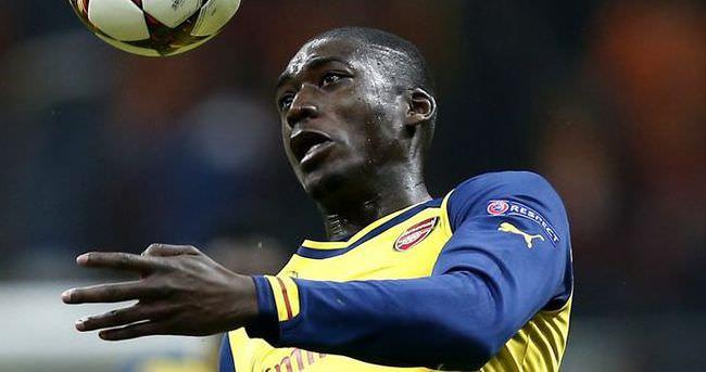 Arsenal Sanogo'yu kiralık gönderdi!