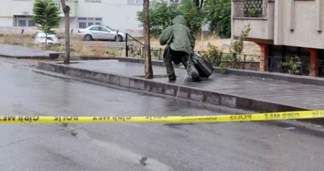 Bomba sanılan valizden kadın cesedi çıktı