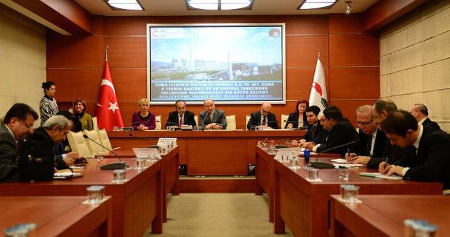 Soma Termik B santral ihalesi Konya Şeker'in