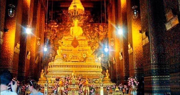 Gülen yüzlerin şehri: Bangkok