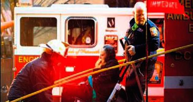 Metroda yangın dehşeti: 1 ölü