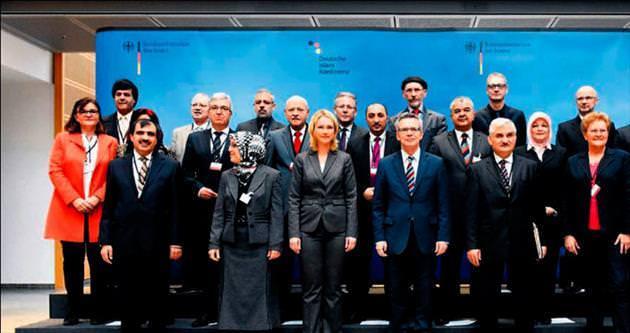 Alman İslam Konferansı başladı