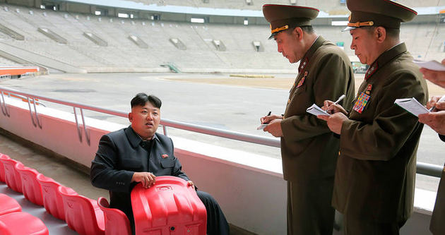 Kim Jong Un'un ilk ziyareti Putin'e