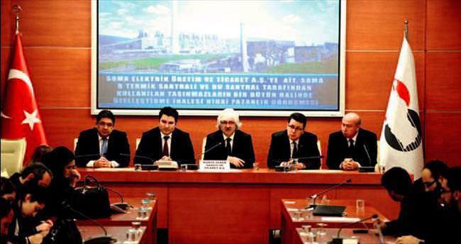 Soma'ya Konya Şeker'den 685 milyon dolarlık teklif