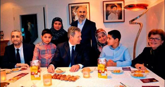 ''İslam Almanya'ya aittir