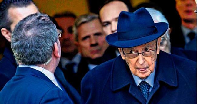 Napolitano: Burası hapishane gibi, eve dönüyorum