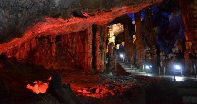Ballıca Mağarasına ziyaretçi akını