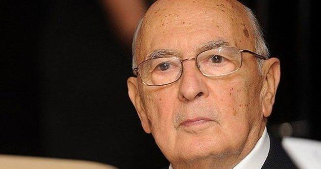 İtalya Cumhurbaşkanı görevden ayrıldı