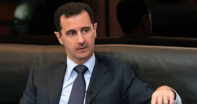 Esad'dan kritik 'Charlie Hebdo' açıklaması