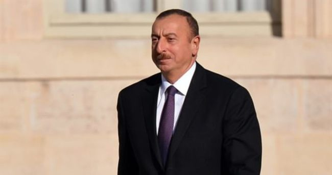 İlham Aliyev Türkiye'de