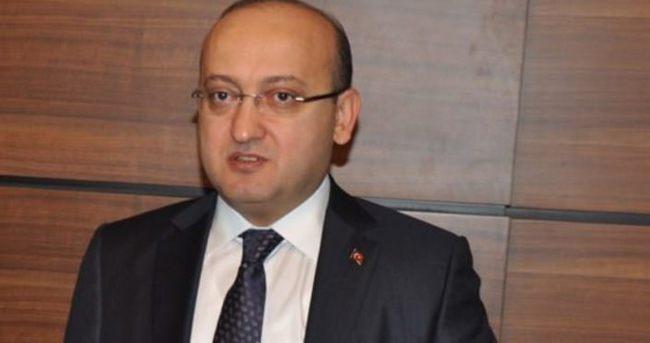 Yalçın Akdoğan'dan twitter üzerinden 'Karikatür' açıklaması