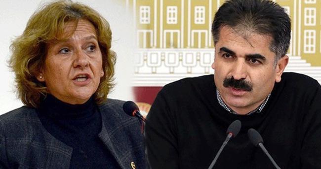 CHP'li Birgül Ayman Güler ile Hüseyin Aygün savunma verdi