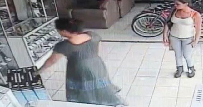 Kosta Rika'da 13 saniye süren soygun