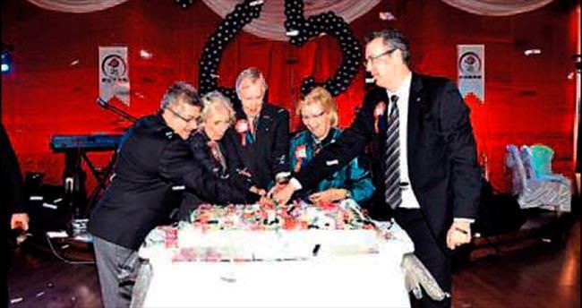 ESBAŞ çalışanları 25. yılını kutladı