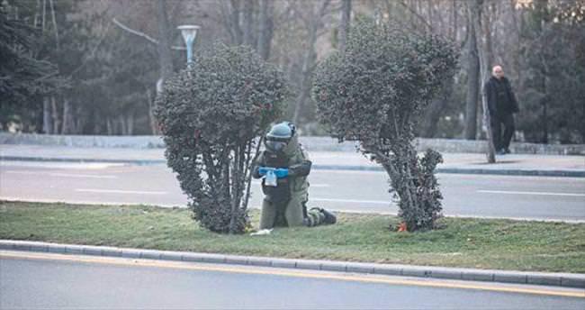 Batıkent'te el bombası paniği