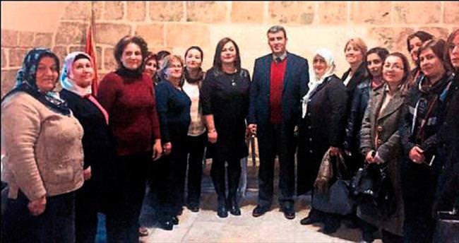 Başkan Altan'dan kadınlara iş desteği