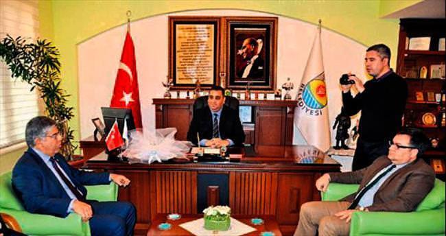 'Ortak noktamız Tarsus'a hizmet'