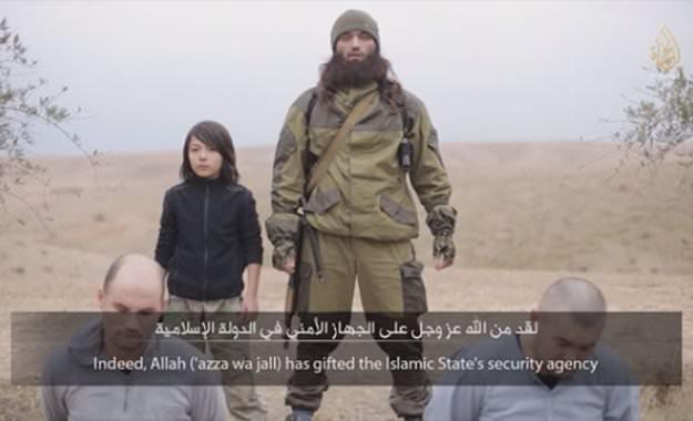 Çocuğa eğitim veren IŞİD'li Kobani'de öldü