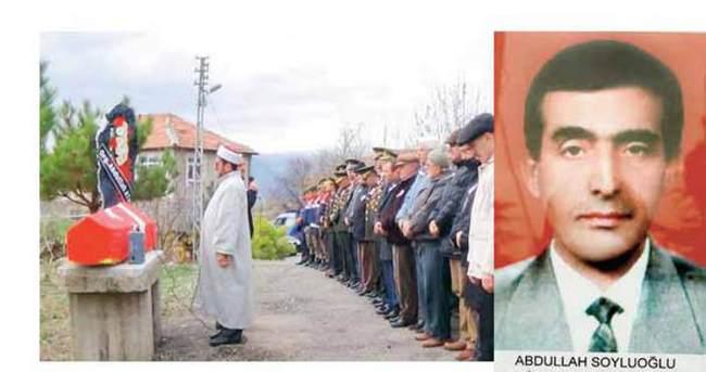 """""""Memlekete hoş geldin"""" ifadesi Albay Abdullah Soyluoğlu'na aitti"""
