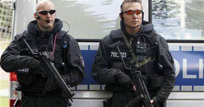 Almanya'da IŞİD hücresine operasyon
