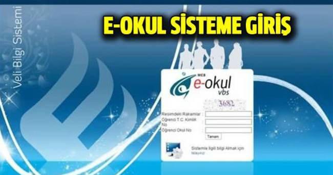 MEB VBS E-Okul Veli Bilgilendirme Sistemi