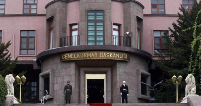 Genelkurmay'dan açıklama: 5 kaçak yakalandı