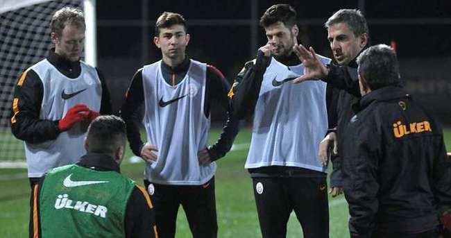 Galatasaray efor testinde