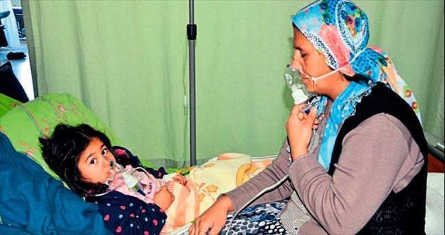 Aysima ağladı ailesi kurtuldu