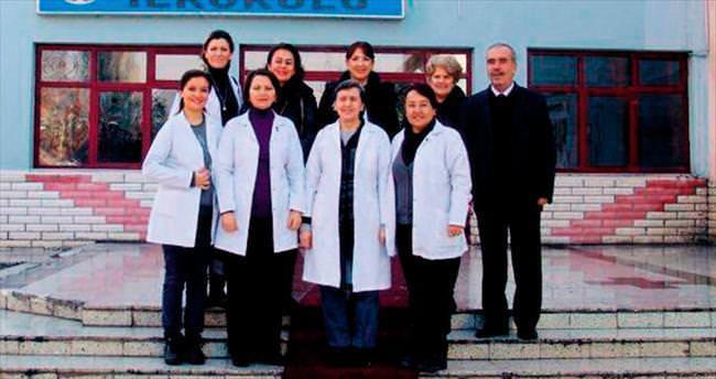 Yücetepeli öğretmenler Erasmus'ta çok başarılı
