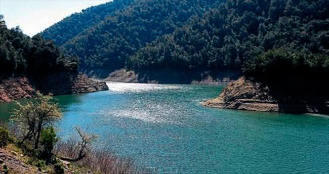 İzmir'in barajları doldu