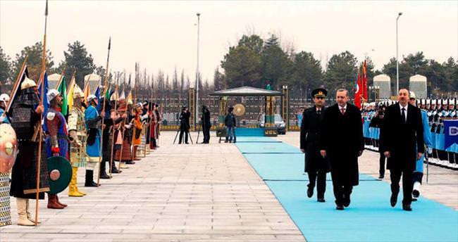 Yukarı Karabağ'da geri adım atmayız
