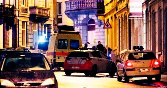 Belçika'da terör operasyonu: 2 ölü