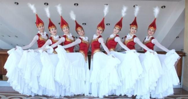 Kazakistan Orkestrası İstanbul'da