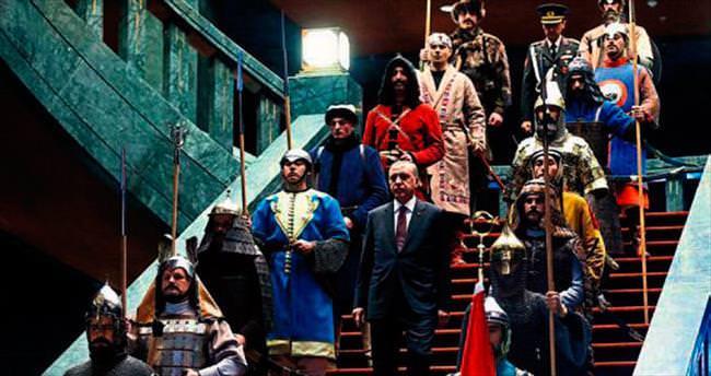 16 Türk askeri Antalya'da