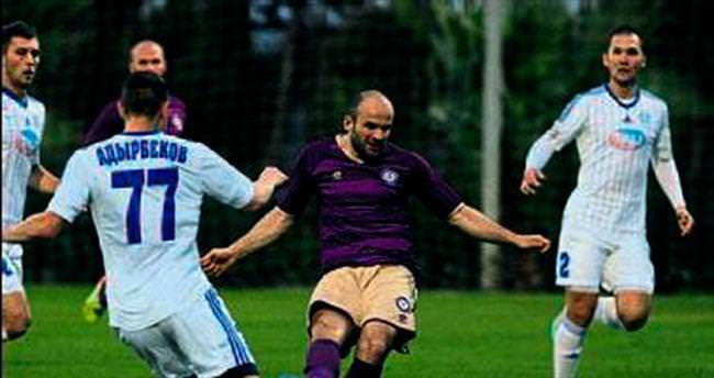 Osmanlıspor ilk maçını kazandı