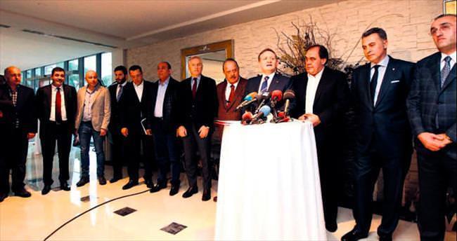 Beşiktaş'tan Anadolu'ya jest