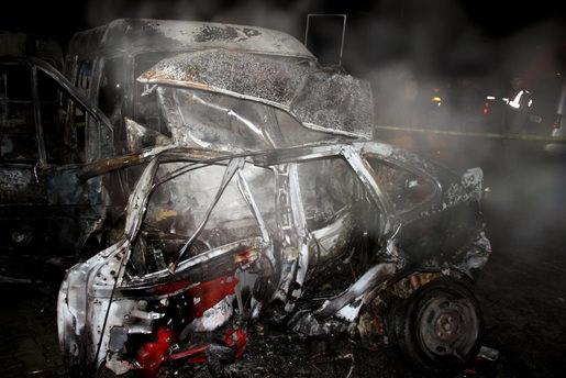 Samsun'da katliam gibi kaza: 6 ölü, 5 yaralı