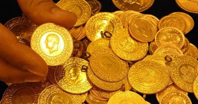 Altın fiyatları şahlandı! 2 günde tam 7 lira birden arttı