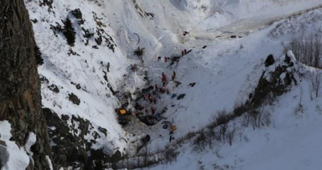 5 kişinin ölümüyle sonuçlanan Trabzon'daki çığ felaketine tutuklama