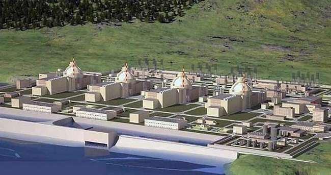 Akkuyu NGS'nin hidroteknik yapıları ihalesine 9 teklif