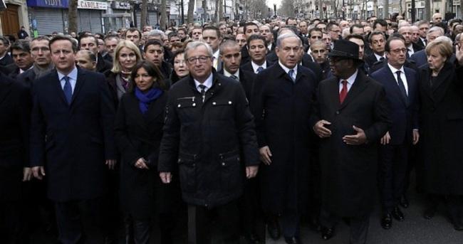 Netanyahu'nun korumaları Fransa'da skandal yaratmış