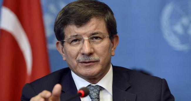 Başbakan Davutoğlu Muğla'da konuştu