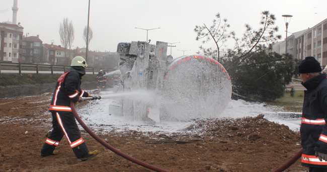 Ankara'daki metanol alarmı AFAD'ı harekete geçirdi
