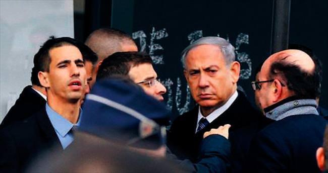 Fransa Başbakanı, Netanyahu'nun korumalarıyla kavga etmiş