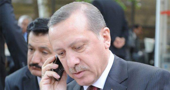 Cumhurbaşkanı Erdoğan'dan Suudi Arabistan kralına geçmiş olsun telefonu