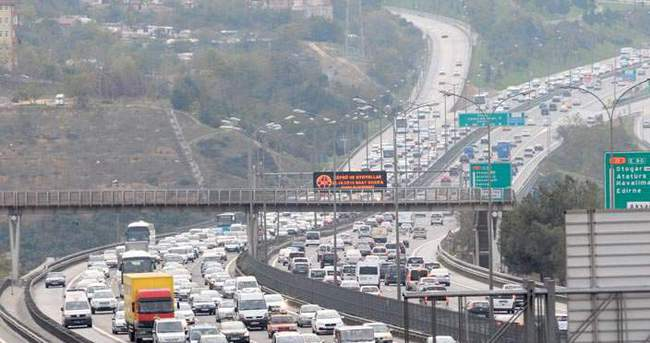 İstanbul'da yarın bu yollar kapanacak