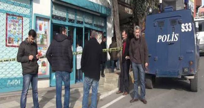 Ataşehir'de silahlı market soygunu
