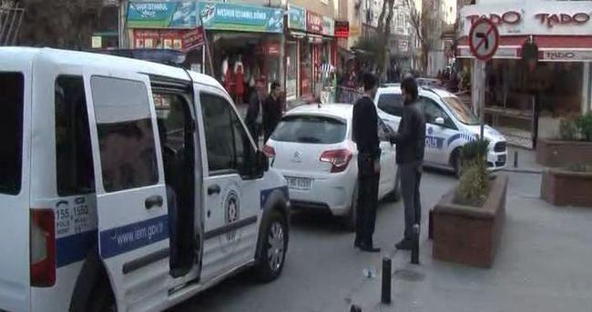Kasımpaşa'da bomba alarmı